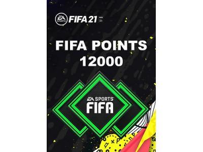نقاط فيفا 21 - 12000 نقطة السعودية