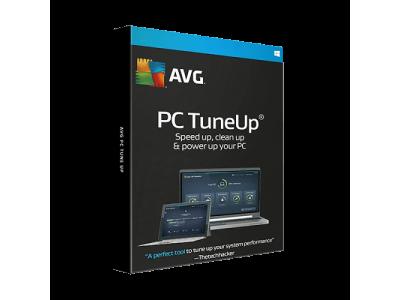 AVG PC TuneUp لمدة سنة جهاز واحد