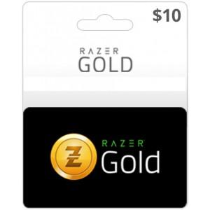 ريزر جولد 10 دولار عالمي