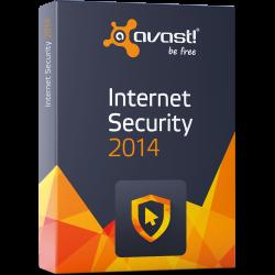 avast Internet Security -رخصة لمدة سنة (جهاز واحد)