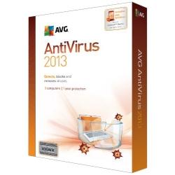AVG AntiVirus 2016 رخصة لمدة سنتين (جهاز واحد)