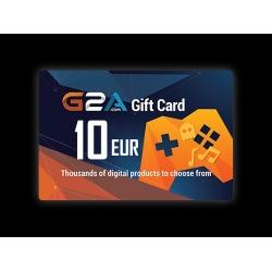 G2A -  بطاقة 10 يورو