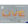 اشتراك ذهبي 3 اشهر XBOX LIVE (امريكي)