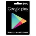 Google Play - بطاقة 100 دولار