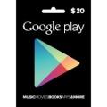 Google Play - بطاقة 20 دولار