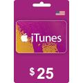 عرض خاص iTunes - بطاقات 25$