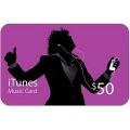 iTunes - بطاقة 50$
