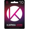 $10 Karma Koin Gift Card