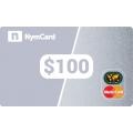بطاقة ماستركارد افتراضية - 100 دولار