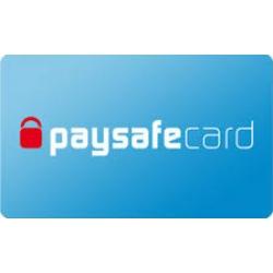 Paysafecard - بطاقة 400 ريال