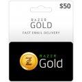 RAZER GOLD GAME CARD $50